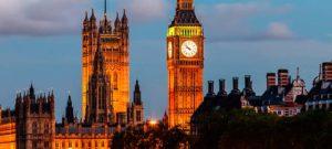 Часы Лондона